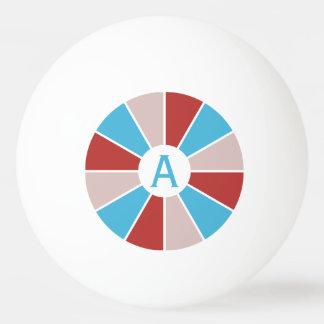 カラーホイール/光線のカスタムなピンポン球 卓球ボール