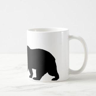 カリフォルニアくま コーヒーマグカップ
