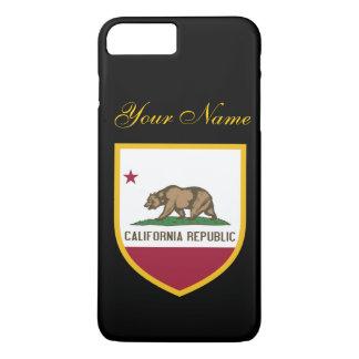 カリフォルニアくま iPhone 8 PLUS/7 PLUSケース