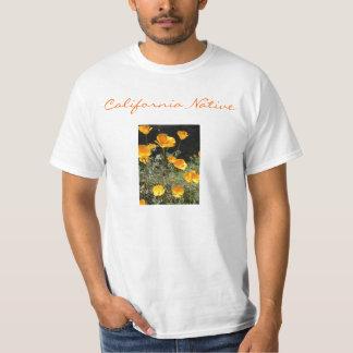カリフォルニアのケシの分野 Tシャツ
