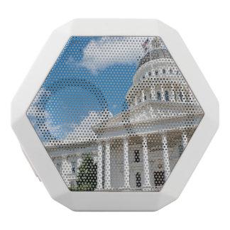 カリフォルニアのサクラメントの州の国会議事堂 ホワイトBluetoothスピーカー