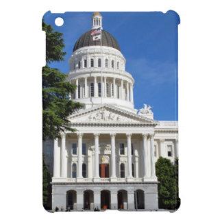 カリフォルニアの州の国会議事堂の建物-サクラメント iPad MINIケース