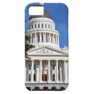 カリフォルニアの州の国会議事堂の建物-サクラメント iPhone SE/5/5s ケース