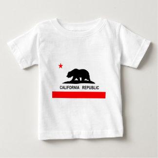 カリフォルニアの旗 ベビーTシャツ