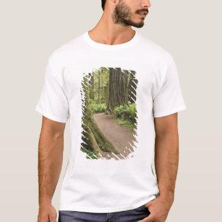 カリフォルニアのJedediahスミスの州立公園、シンプソンリード Tシャツ