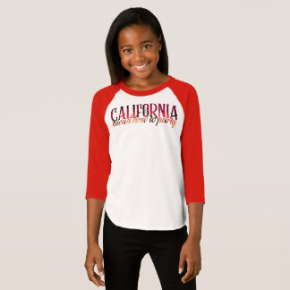 カリフォルニアはパーティを楽しむ方法を知っています Tシャツ