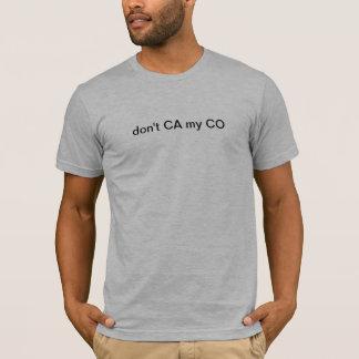 カリフォルニアは私のCO Tシャツ
