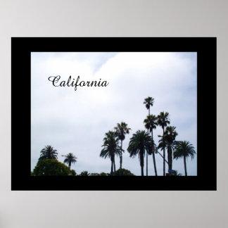 カリフォルニアやしポスター ポスター