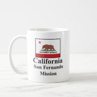 カリフォルニアサンフェルナンド代表団の飲み物用品 コーヒーマグカップ