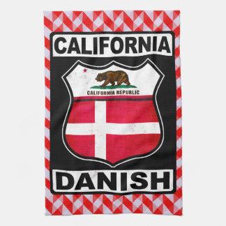 カリフォルニアデンマークのアメリカタオル キッチンタオル