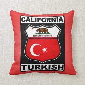 カリフォルニアトルコのアメリカ人 クッション