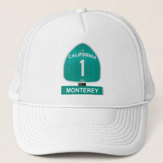 カリフォルニアハイウェー1のモンテレーの帽子 キャップ