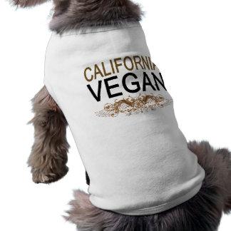 カリフォルニアビーガン ペット服