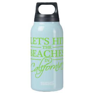 カリフォルニアビーチ 断熱ウォーターボトル