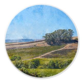 カリフォルニアブドウ園 セラミックノブ
