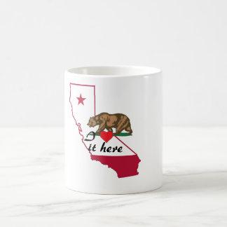 カリフォルニアマグ コーヒーマグカップ