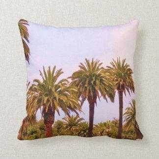 カリフォルニアヤシの木の装飾用クッション クッション