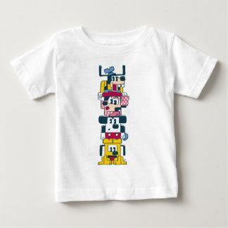 カリフォルニア先住民のトーテム ベビーTシャツ