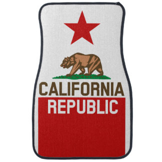 カリフォルニア共和国の州の旗の星 カーマット