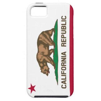 カリフォルニア共和国の州の旗 iPhone 5 カバー
