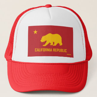 カリフォルニア共和国の帽子 キャップ