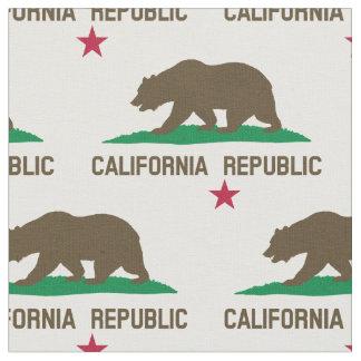 カリフォルニア共和国の生地 ファブリック