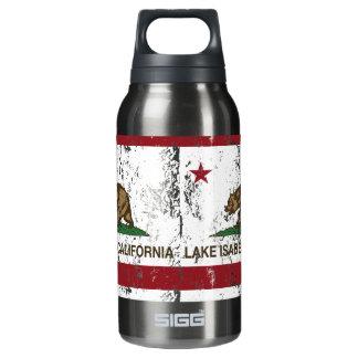 カリフォルニア共和国のflag湖イザベラ 断熱ウォーターボトル