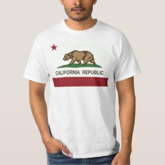 カリフォルニア共和国のLlevarのcamisetaのmoda Tシャツ