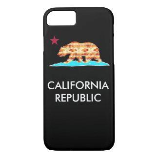 """""""カリフォルニア共和国""""のiPhoneの場合 iPhone 8/7ケース"""