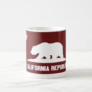 カリフォルニア共和国 コーヒーマグカップ