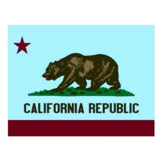 カリフォルニア共和国 ポストカード