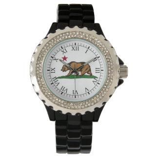 カリフォルニア共和国 腕時計