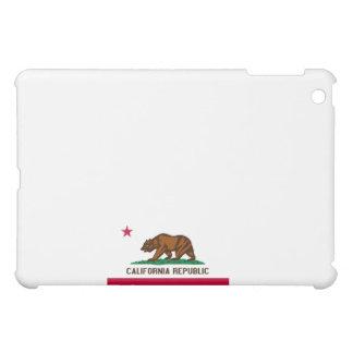 カリフォルニア共和国 iPad MINIカバー