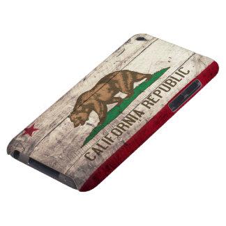 カリフォルニア古い木旗 Case-Mate iPod TOUCH ケース
