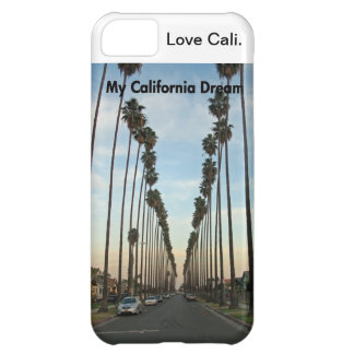 カリフォルニア夢のiPhone 5の場合 iPhone5Cケース