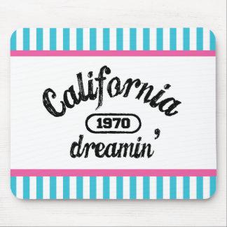 カリフォルニア夢を見ること マウスパッド