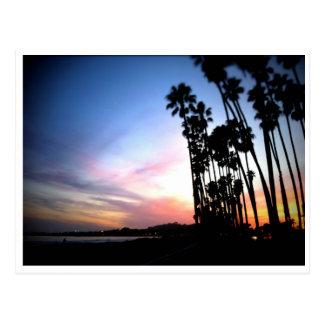 カリフォルニア夢 ポストカード