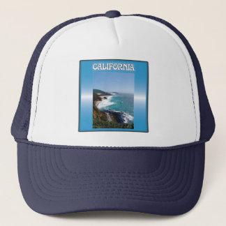 カリフォルニア大きいSurオーシャンビュー キャップ