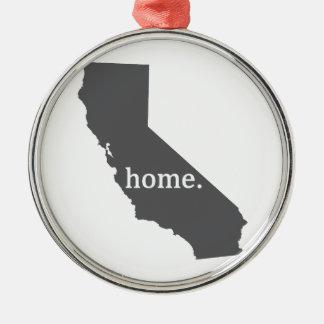 カリフォルニア家プロダクト メタルオーナメント