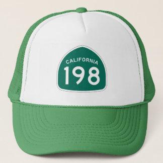 カリフォルニア州のルート198 キャップ
