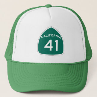 カリフォルニア州のルート41 キャップ