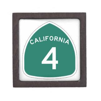 カリフォルニア州のルート4 ギフトボックス