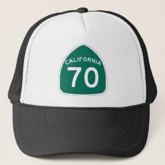 カリフォルニア州のルート70 キャップ