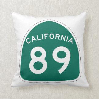 カリフォルニア州のルート89 クッション