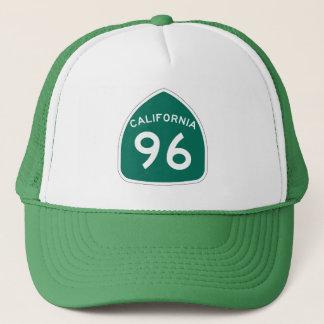 カリフォルニア州のルート96 キャップ