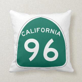 カリフォルニア州のルート96 クッション