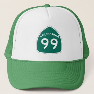 カリフォルニア州のルート99 キャップ