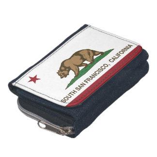 カリフォルニア州の旗南サンフランシスコ