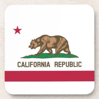 カリフォルニア州の旗 コースター