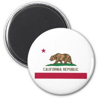 カリフォルニア州の旗 マグネット